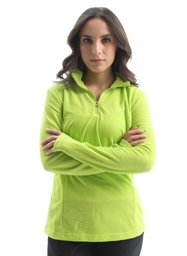 Kaikkialla Sweatshirt Yeşil